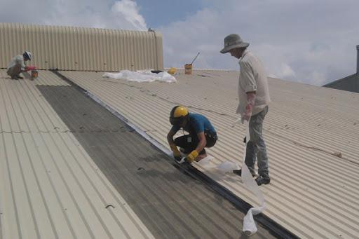 Chóng dột mái tôn nhà xưởng