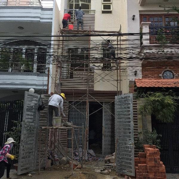 Hạng mục sửa nhà trọn gói giá rẻ