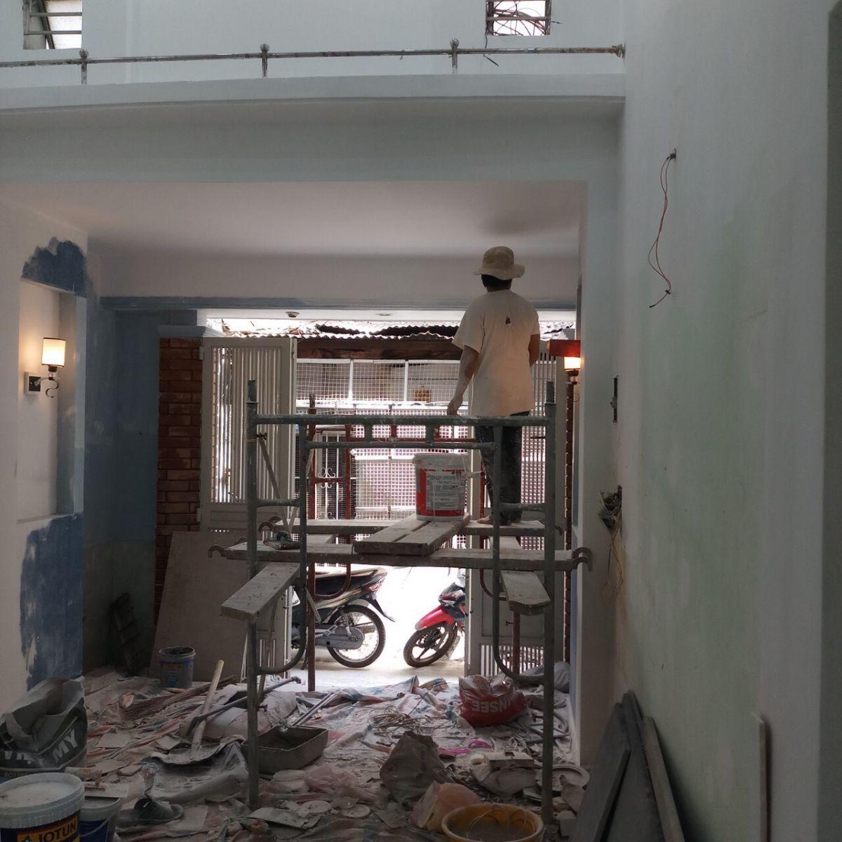 Dịch vụ sửa nhà tại Thành Phố Thuận an