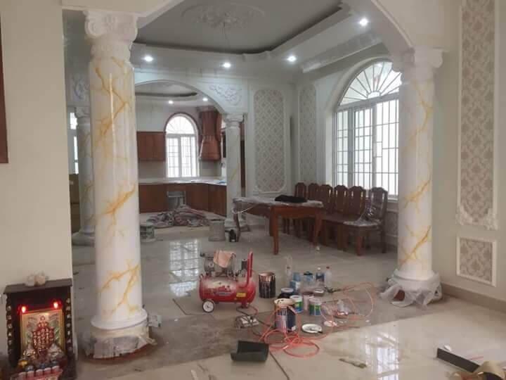 Thợ sửa chữa nhà tại quận 10