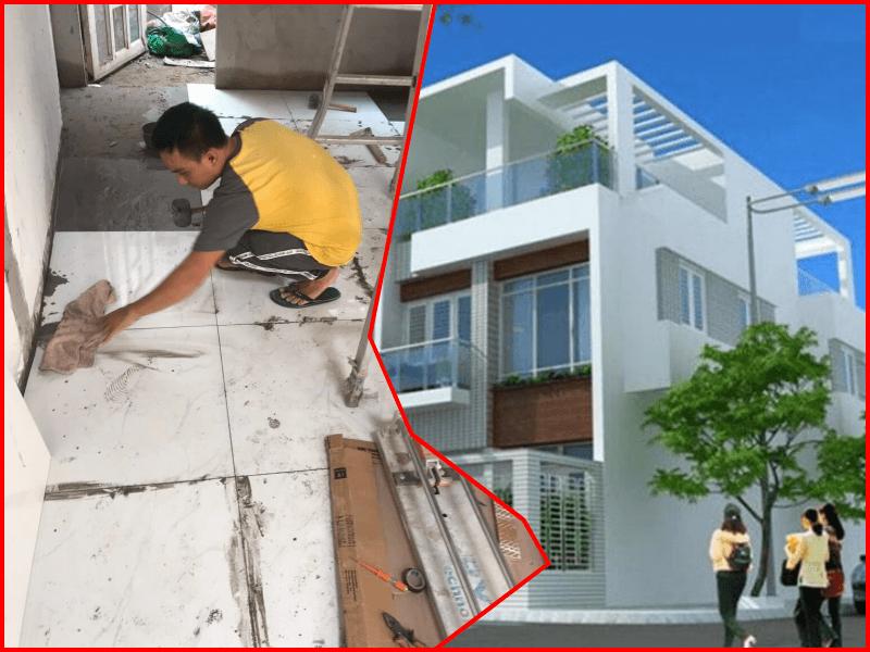 Đơn vị sửa nhà trọn gói giá rẻ nhất , sửa nhà VixCons