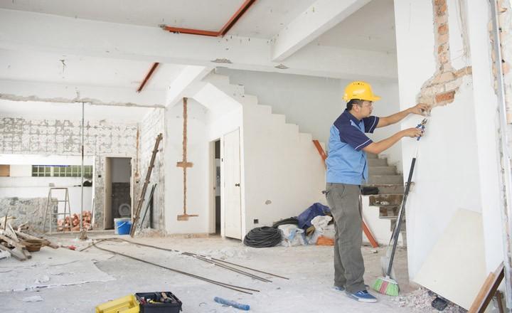 Hạng mục sửa chữa nhà trọn gói