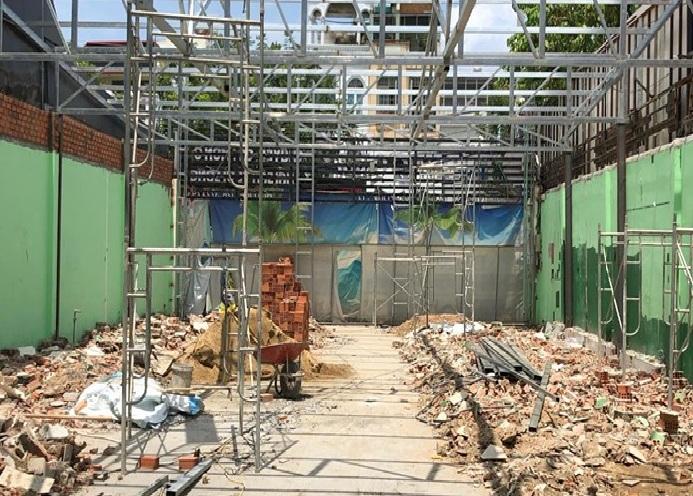 Công ty sửa nhà tại Quận Phú Nhuận