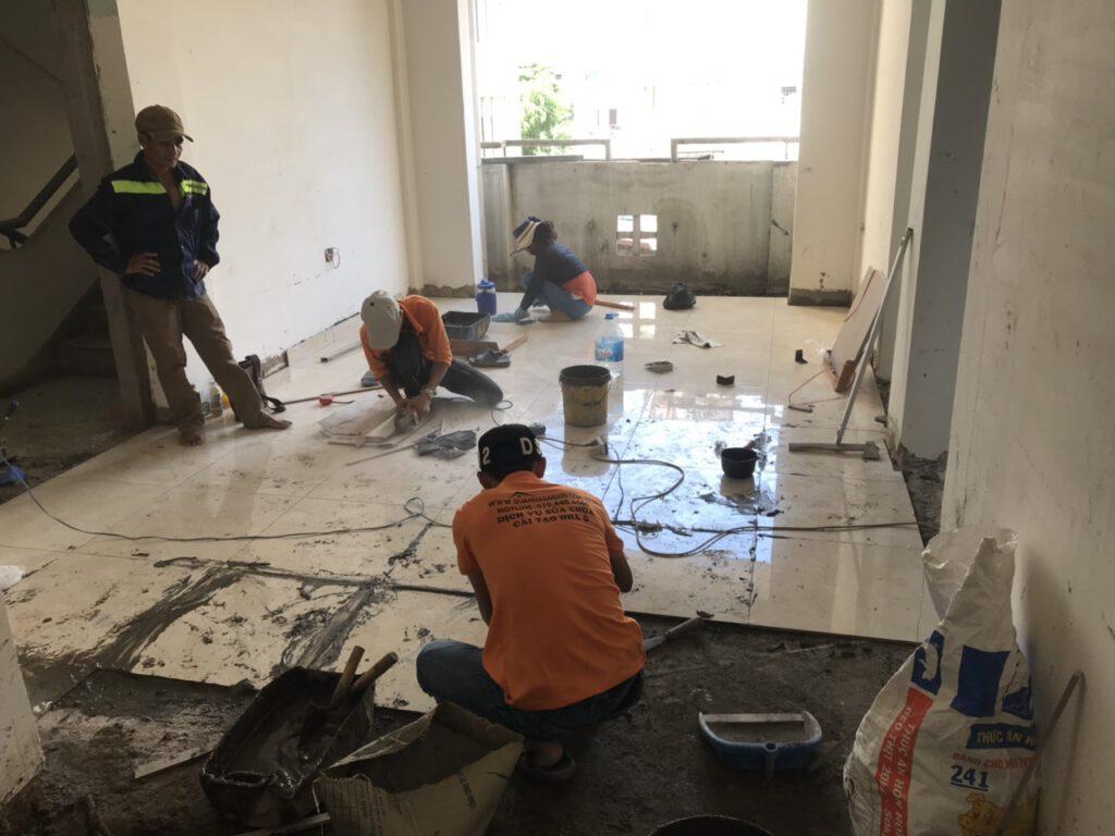 Nhận làm tất cả các dịch vụ liên quan đến sửa chữa - nâng cấp nhà