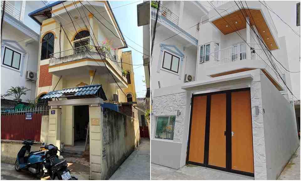 Thiết kế sửa chữa lại nhà đẹp