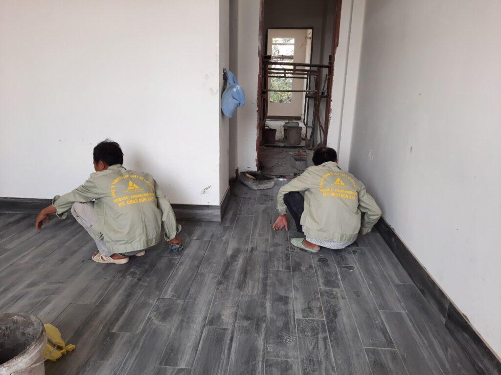 Với đội ngũ nhân viên chăm chỉ, nhiệt tình, có nhiều năm kinh nghiệm trong lĩnh vực nâng cấp, sửa chữa nhà ở