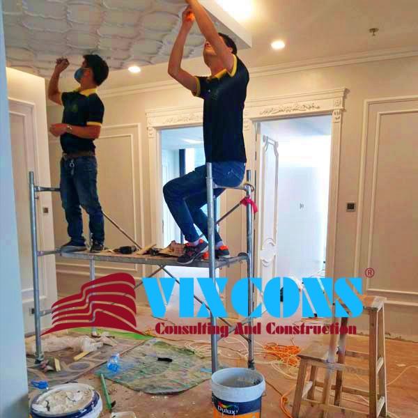 Chúng tôi nhận lắp đặt hệ thống điện gia đình, chung cư, nhà phố, biệt thự