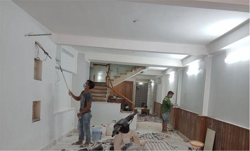 Đội ngũ thợ có nhiều năm kinh nghiệm trong việc sửa chữa nhà cửa, chắc chắn quý vị sẽ hài lòng