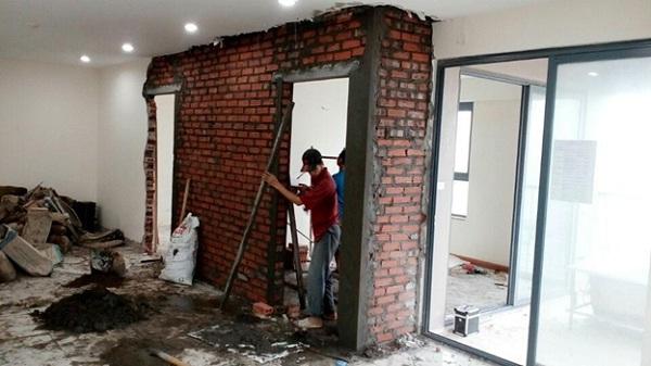 Chúng tôi nhận tất cả dịch vụ sửa nhà theo yêu cầu của quý khách hàng