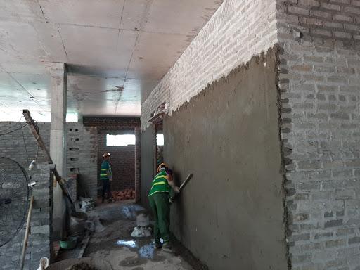 Chúng tôi chuyên nhận tô trát tường, trần nhà, sàn nhà...