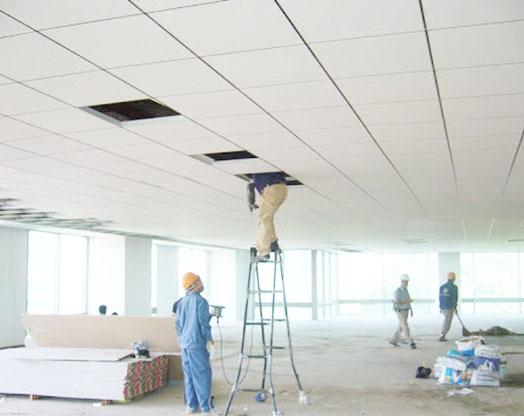 Công ty sửa nhà tại TP Thủ Dầu Một - Chúng tôi chuyên thiết kế trần nhà, công ty, văn phòng...