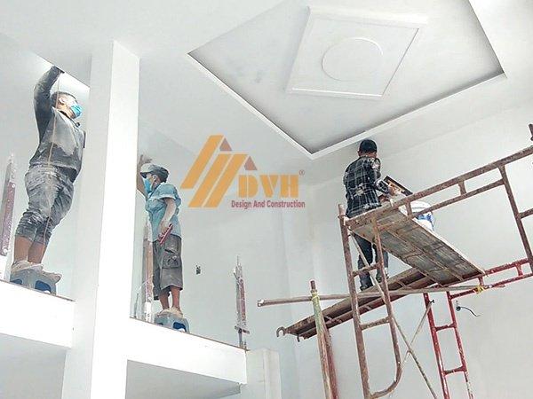 Lưu ý khi chọn thợ sơn sửa nhà