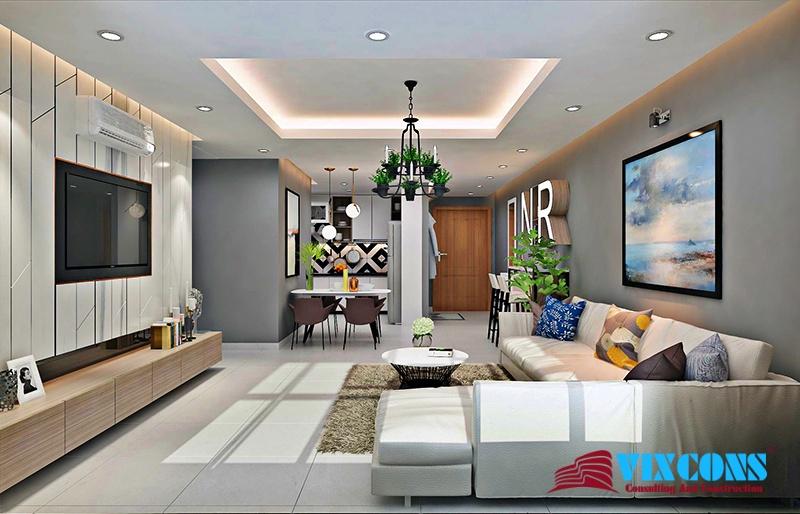 Chúng tôi nhận thiết kế phòng khách, phòng làm việc, phòng bếp cực đẹp